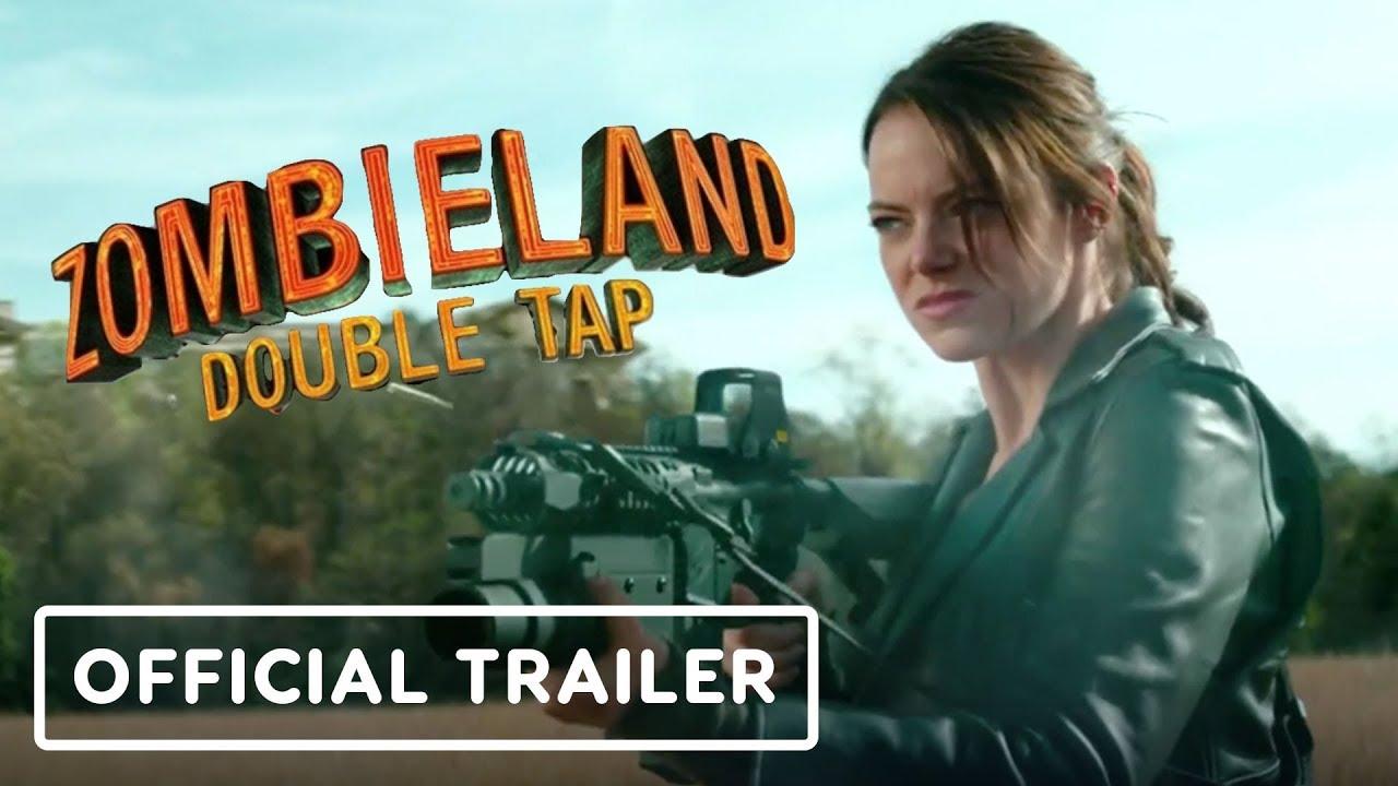 Zombieland Double Tap Official Trailer 2019 Woody Harrelson Emma Stone