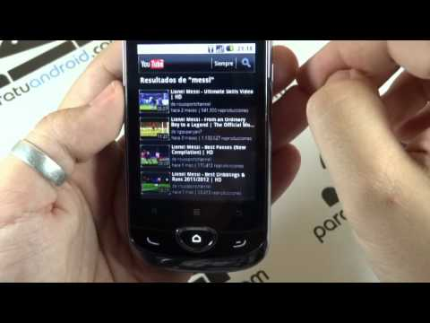 Zte Racer II Analisis y video review a fondo en español