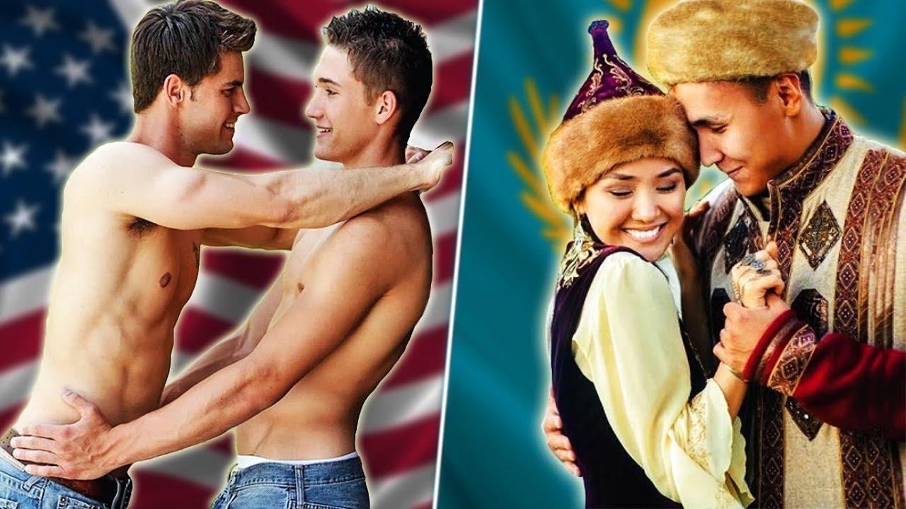 5 причин почему Казахстан лучше США