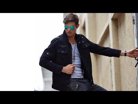 10 лучших мужских демисезонных курток/best Men`s Coats Demi-season C AliExpress