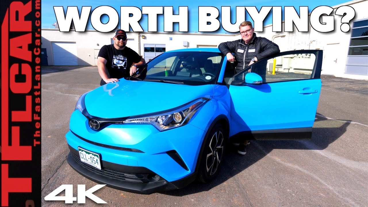 2019 Toyota C-HR Unfiltered Buddy Review: Weird or Wonderful?