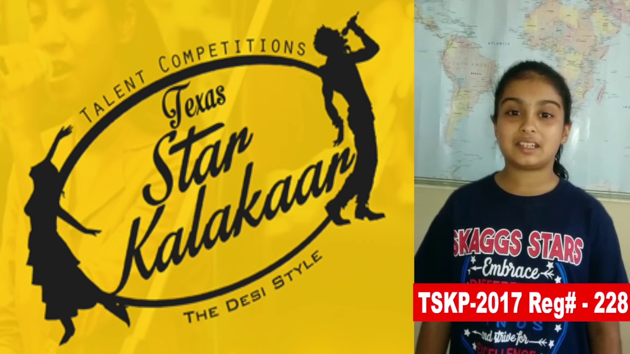 Reg# TSK2017P193 - Texas Star Kalakaar 2017
