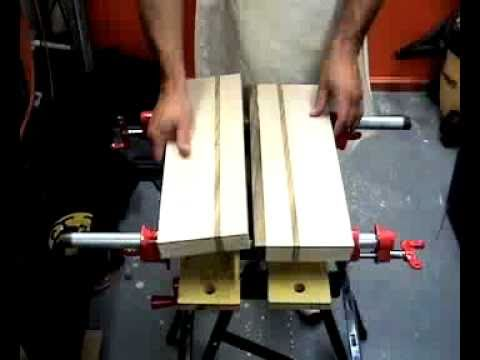 Build a solid body electric guitar part 1