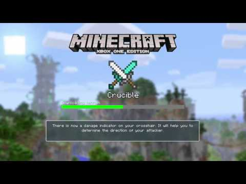 Minecraft: Xbox One Edition- Hunger Games # 17 David!