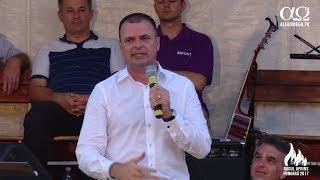 Mircea Rosca - marturie personala si predica - Rugul Aprins Ponoara 2017