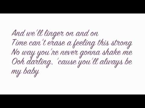 Mariah Carey  Always Be My Ba lyrics