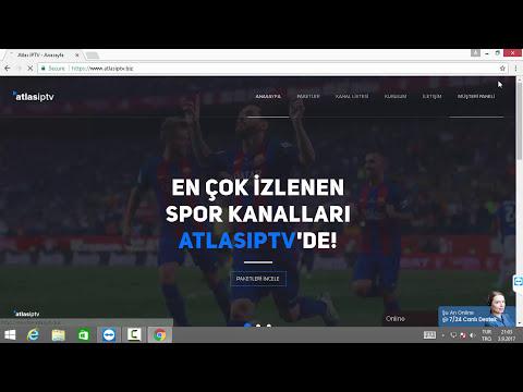Atlas Iptv - VLC programıyla iptv nasıl izlenir ?
