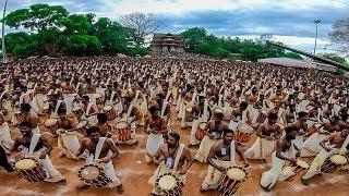 Guinness World Record Shinkarimelam | Best Indian Record | Shinkari Pooram | Largest Shinkari Melam