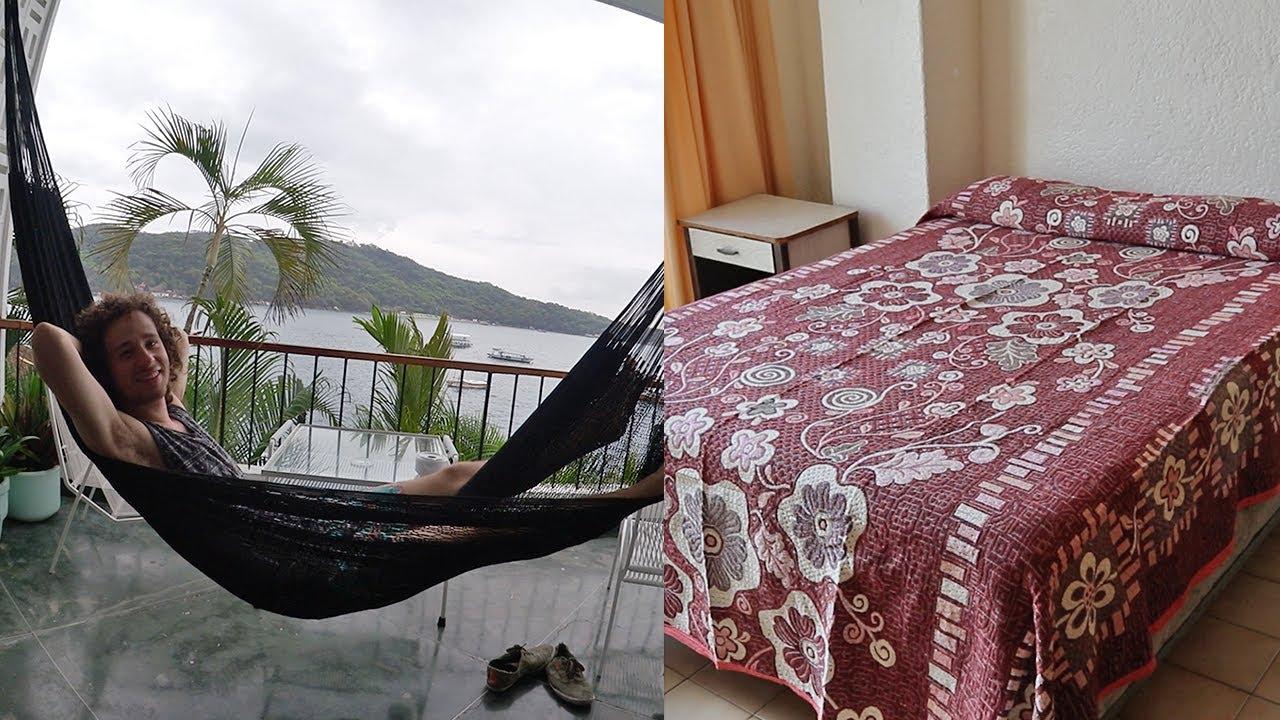 HOTEL CARO vs HOTEL BARATO en la playa