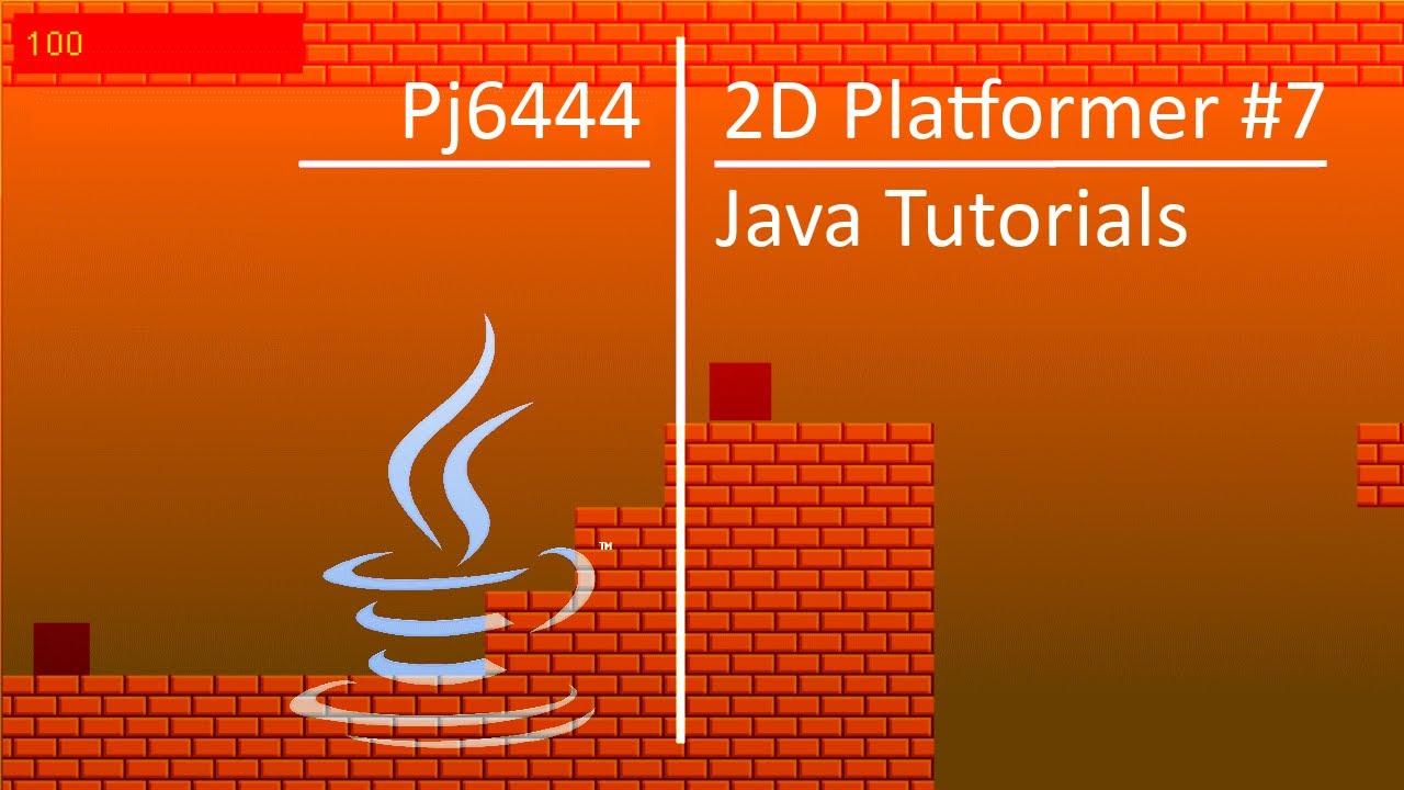 Java 2d platformer tutorial 7 adding blocks youtube baditri Gallery