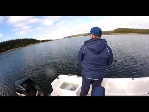 Garrick and Spotted Grunter fishing Western Cape