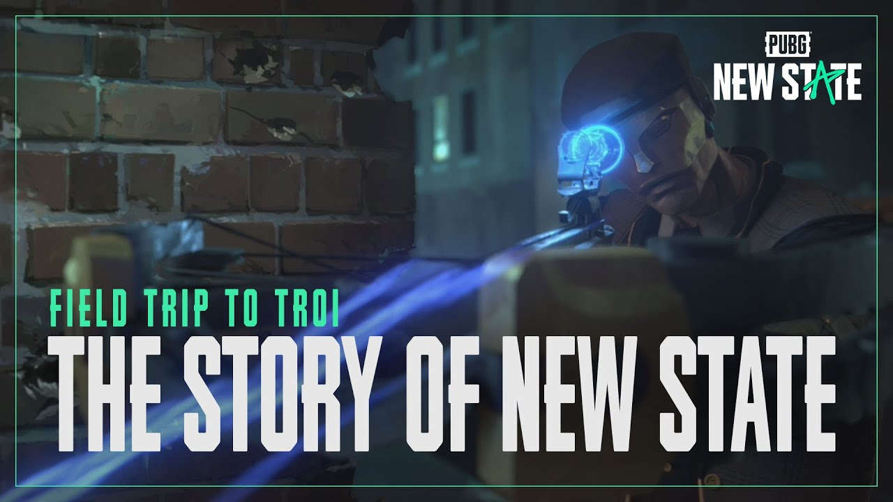 Field Trip to Troi - Episode 3 | PUBG: NEW STATE