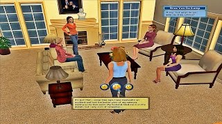 Desperate Housewives: The Game Walkthrough # 1