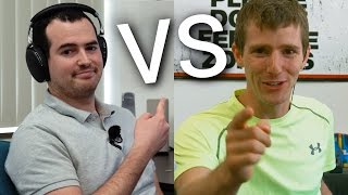 Android vs iOS: Sizzling debate with LinusTechTips!