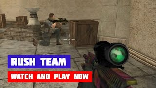 Rush Team · Game · Gameplay