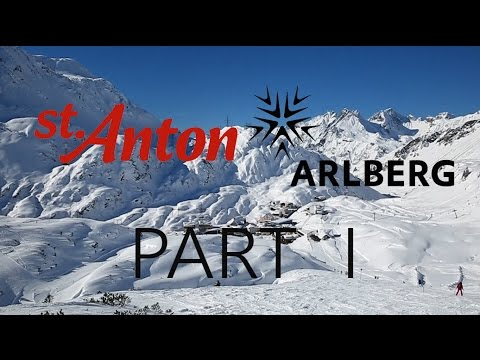 The very best of ST. ANTON, AUSTRIA explained - Vlog Part I w/ Greg Snell - Travel Dudes