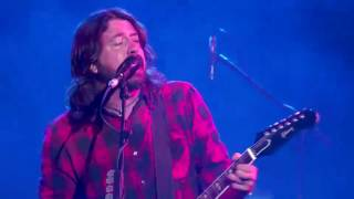 Foo Fighters live from UK 24/feb/2017.