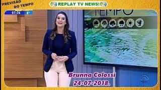 Brunna Colossi encantadora  24/07/2018.