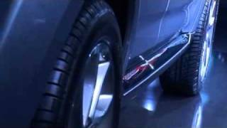 Genève 2007 : Citroën C-Crosser, demi-frère des Outlander et