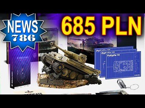Edycja kolekcjonerska World of Tanks za 685 PLN - Tylko brać! ;)