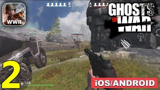Ghosts of War Gameplay Walkthrough (Android, iOS) - Part 2