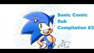 Sonic Comic Dub Compilation #3