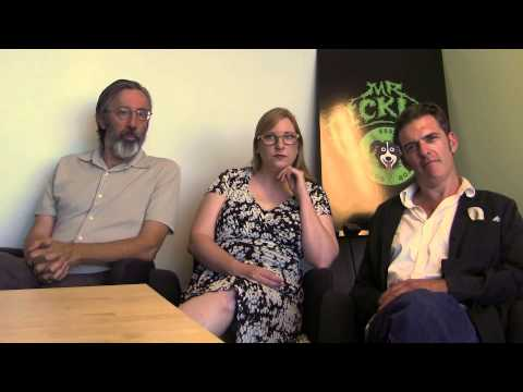 Mr Pickles Voice Actors Interview- Jay Johnston, Kaitlyn Robrock, Frank Collison