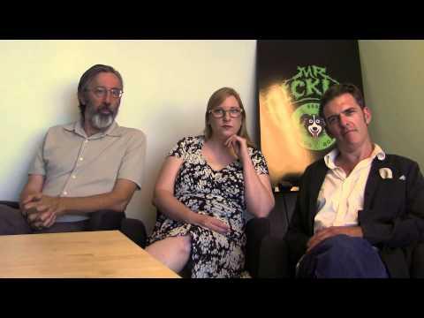 Mr Pickles Voice Actors  Jay Johnston, Kaitlyn Robrock, Frank Collison