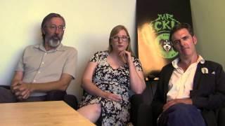 Mr Pickles Voice Actors Interview- Jay Johnston, Kaitlyn Robrock, Frank Collison