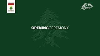 LDE 2018 Opening Ceremony