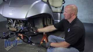Lift Kit desiged for Yamaha® Drive® ALIGNMENT