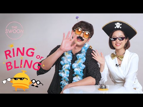 Park Bo-young dresses Ahn Hyo-seop up prettily | Abyss | Ring or Bling [ENG SUB CC]