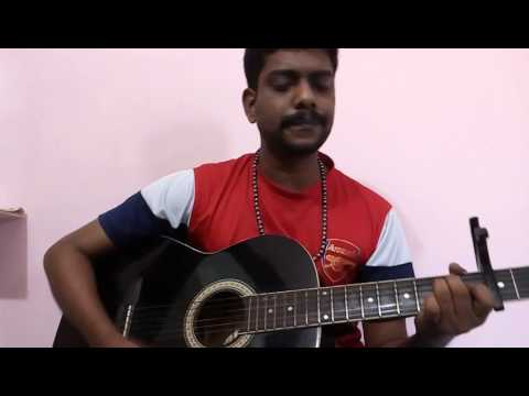 Mazha Kondu Mathram - Spirit Guitar Cover LK