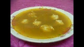ЩИ С ФРИКАДЕЛЬКАМИ! Вкусное совмещение  вкусов 2 супов.