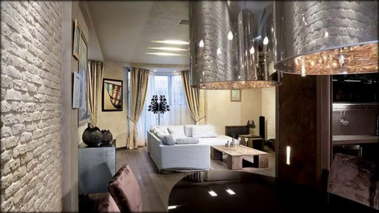 Кирпич состаренный для оформления интерьеров гостинных, прихожих .