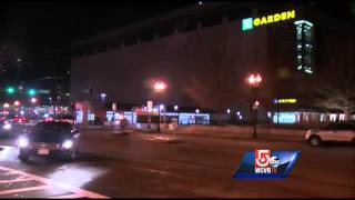 Stabbing reported at TD Garden during Celtics game