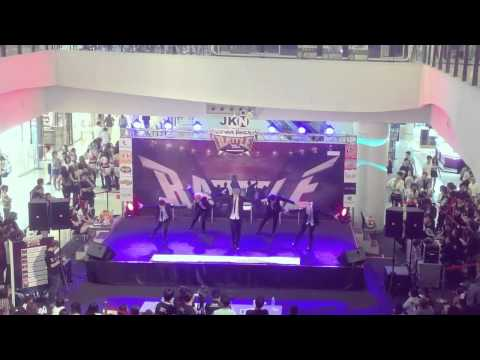 Uncensor Cover NU'EST - Sad tango + Action (for J-mart audition) Travel Video