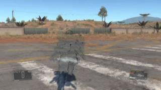 METAL GEAR SOLID V: Stealth Camouflage Listener