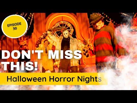 Halloween Horror Nights Survival Guide (13 Incredible Tips -Episode30)