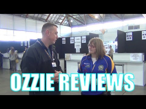 SSAA Shot Show 2012 - Sporting Shooters Association of Australia (SSAA)