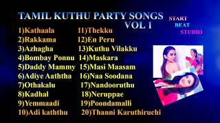 Tamil kuthu party songs