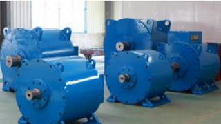 china Permanent magnet 3 phase synchronous motor