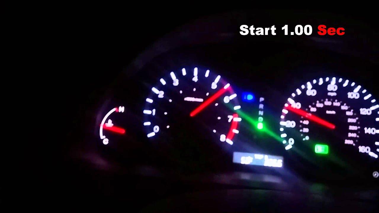 2011 Honda Accord Coupe 0 60 V6 Auto 6 0 Seconds Youtube