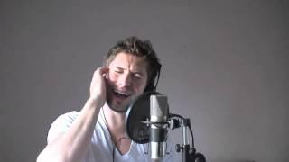 Far East Movement ft Ryan Tedder-ROCKETEER. - Daniel de Bourg All Vocals Music Video)