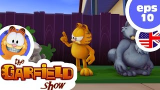 THE GARFIELD SHOW EP10 Turkey trouble