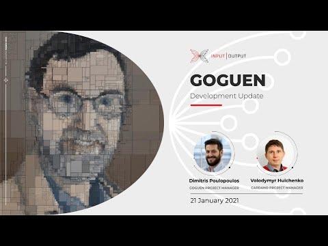 Goguen Development Update - 21 Jan 2021