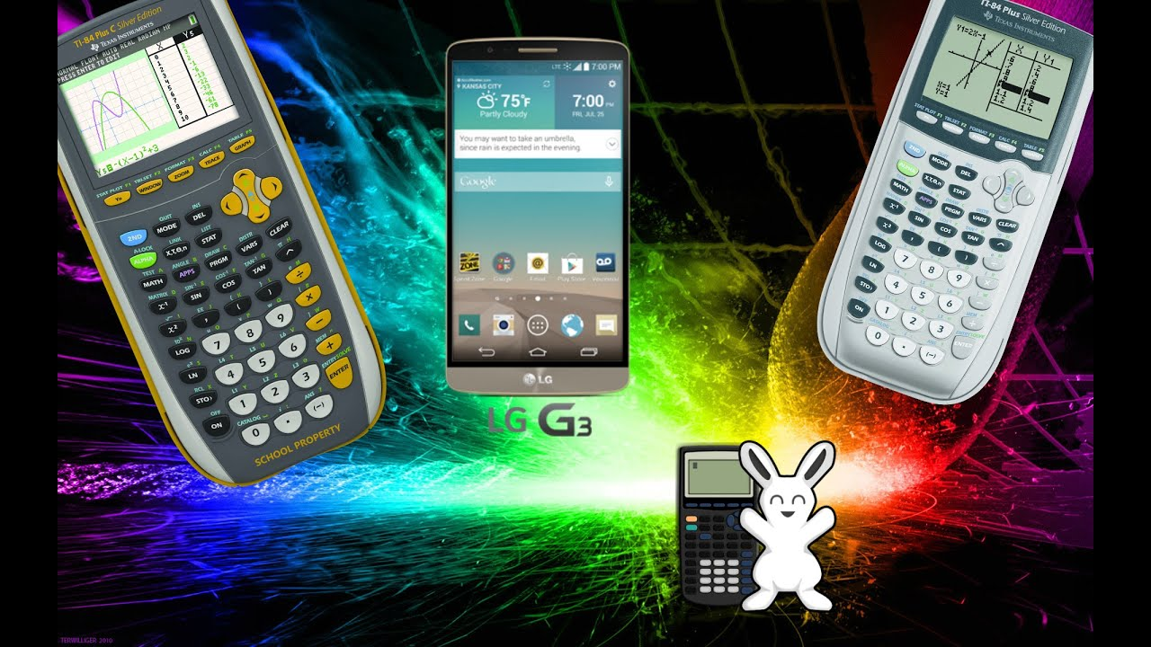 How To Get The TI-84 Plus Silver Edition Calculator Emulator On Your  Android Phone