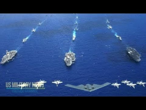 High Alert: three US Carrier Strike Groups Enter Asia-Pacific Ahead of Trump Visit