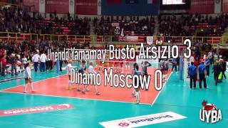 05/03/15 Highlights Unendo Yamamay Busto Arsizio - Dinamo Mosca