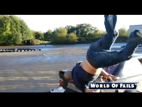 The Ultimate Motor Vehicle Fails Compilation 2014 (January To May Fail Compilation)